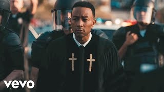 John Legend Preach Official Audio