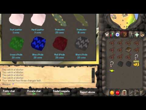 Runescape - 2007 Memories + Thank you Jagex
