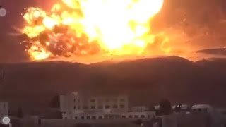 MOAB DROPPED IN AFGHANISTAN