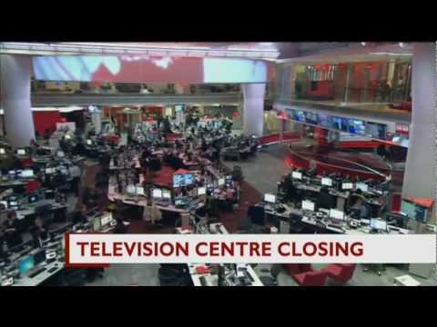 BBC News - From Television Centre to Broadcasting House (12pm-2pm, BBC News Channel, 18/3/2013)
