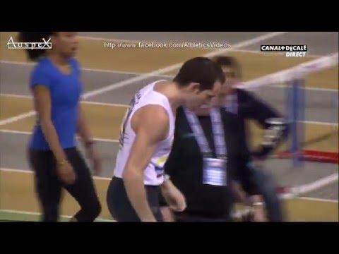 Renaud Lavillenie 5.93m 2016 indoor french champion