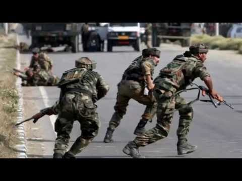 5 Indian Troops shot dead in Indian occupied #Kashmir