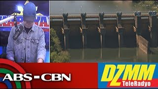 Angat Dam nears critical level; water supply cut looms over Metro Manila |
