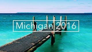 Northern Michigan Aerial Showreel | 4K