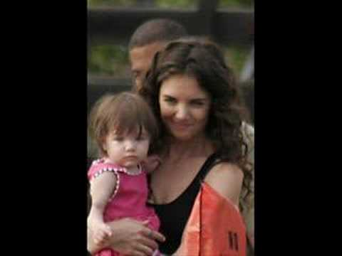 Suri Cruise Holmes Most important moments