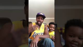 Exclusive interview with Lakers point guard 2019