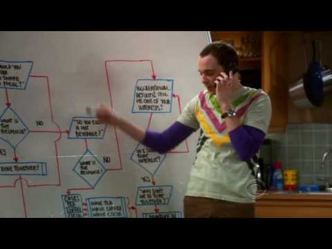 The Big Bang Theory - The Friendship Algorithm video