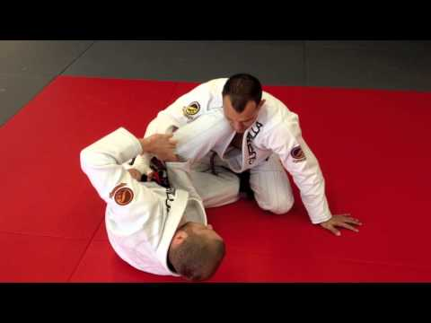 Guerrilla Tech of the Week - Knee Shield Half Guard - Back Take and Hip Turn Sweep Image 1