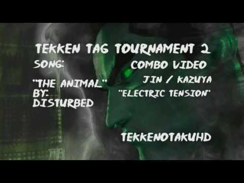 TTT2 ( 鉄拳) (철권): Jin Kazama / Kazuya Mishima | Combo Video | Electric Tension [REMAKE]