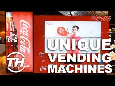Futuristic Food Services: Jaime Neely Reveals the Coolest Vending Machines on the Planet