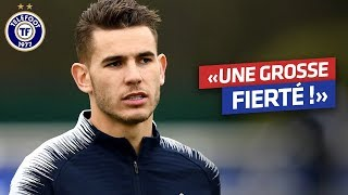 Equipe de France - Lucas Hernandez :