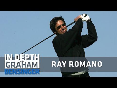 Ray Romano: Hurt Tiger Woods' golf game?
