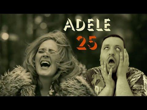 (ОБЗОР АЛЬБОМА) Adele - 25