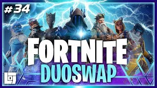 FORTNITE DUOSWAP met ALLE LEGENDS | LOGS3 | #34