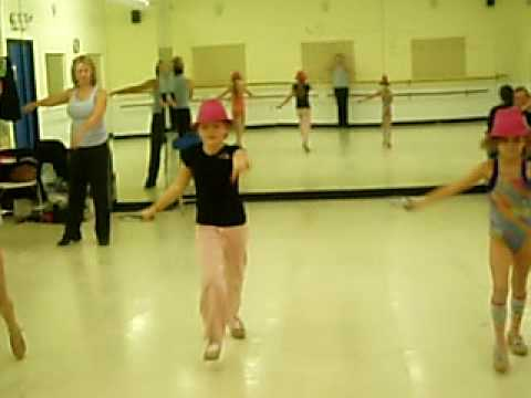 Pink Panther Dance Routine video