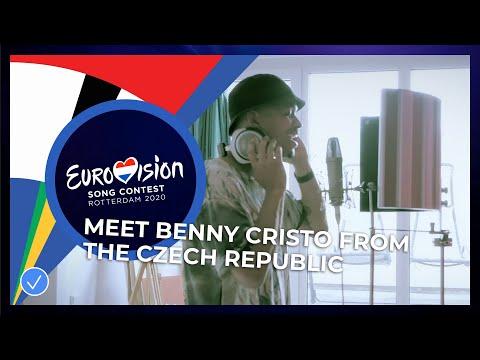 Benny Cristo will represent the Czech Republic at Eurovision 2020