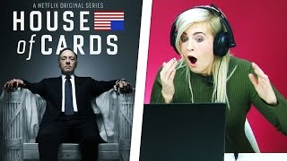Irish People Watch House of Cards For The First Time