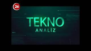 Tekno Analiz | İMO Eskişehir Şb Bşk Orkun Kılıç