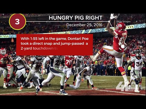 5 Chiefs Moments From 2016