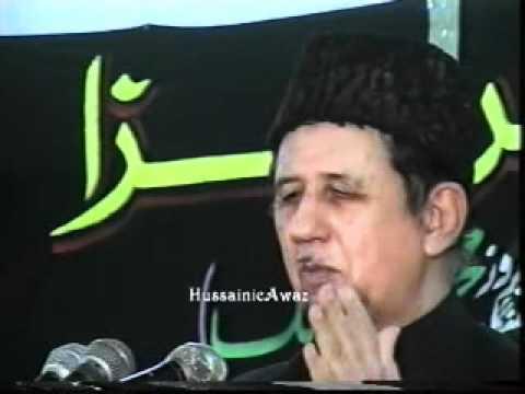 Allama Dr Syed Kalbe Sadiq - Majlis-e-Aza , Hyderabad Pakistan 2005- Part -1