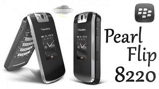 Обзор легендарного Blackberry Pearl Flip 8220