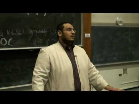 FOSIS Talk: Sheikh Yahya Ibrahim- Prophet Joseph 2/5