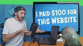 I Paid $100 For a Website on Fiverr | LOOK AT WHAT I GOT