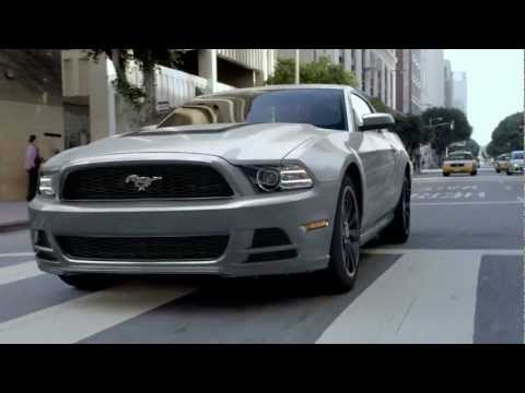New 2013 Ford Mustang Commercial