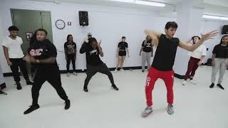 """Busta Rhymes """"Break your Neck"""" choreography   Deshawn Da Prince"""