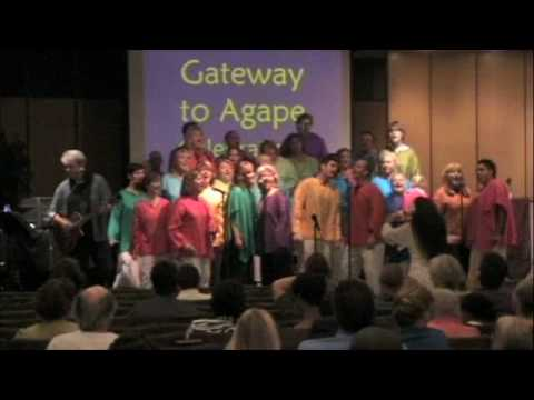 Gateway to Agape Choir &#8211; &#8220;We Let It&#8221; by Rickie Byars Beckwith