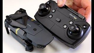 Eachine E58 Mavic Pro copy Folding Beginner drone Transmitter or APP control WiFi FPV HD w/a camera