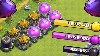 LOOT UMSONST IN LEGEND LEAGUE 😱  Clash of Clans ☆ CoC