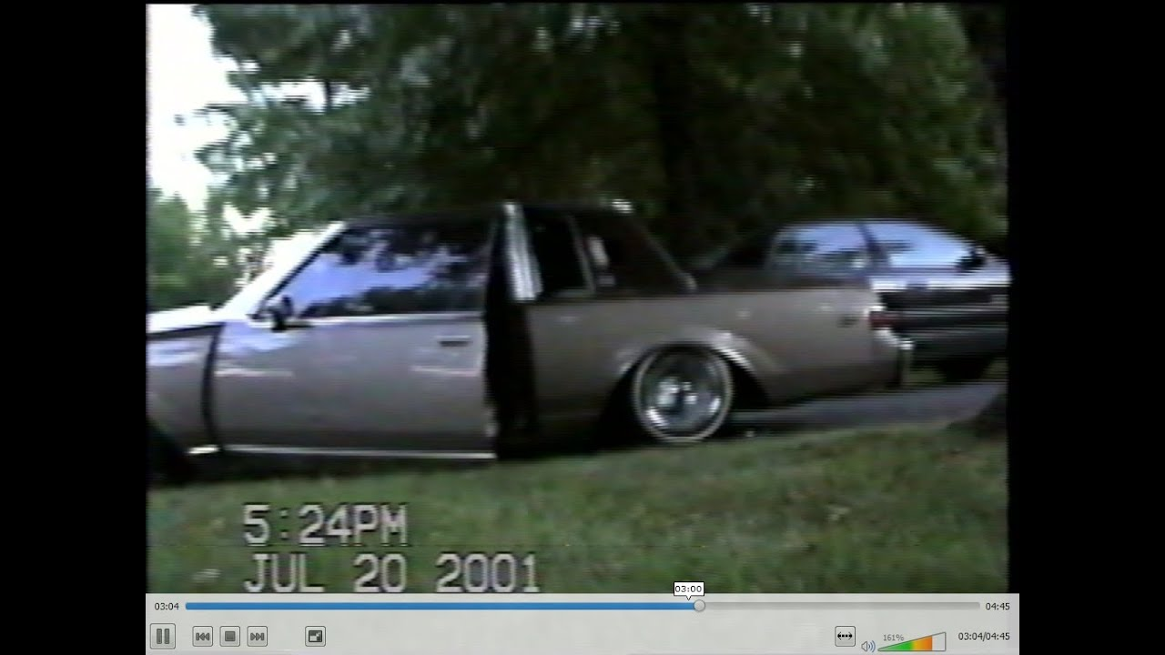 Torrey's 1983 Buick Regal Limited Lowrider on Hydraulics in 2001 - YouTube