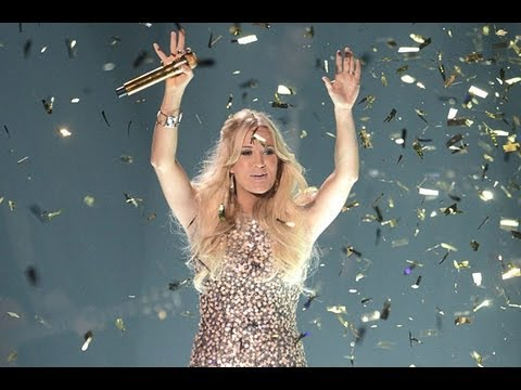 Carrie Underwood Wins 'video Of The Year'- 2012 Cmt Music Awards video