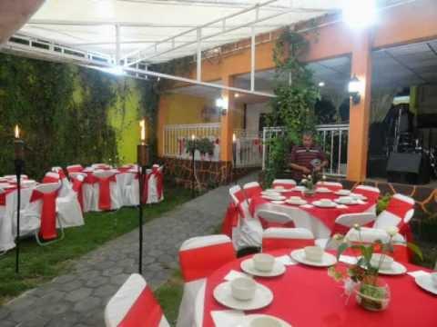 Jardin de fiestas castillo bravo wmv youtube for Jardines para eventos