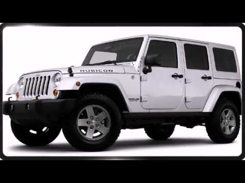 2012 Jeep Wrangler Unlimited Video