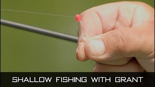 Shallow Fishing At Solhampton Fishery With Grant Albutt