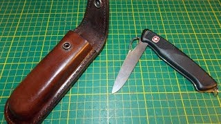 Чехол для Wenger Ranger (Wenger Ranger leather sheath)