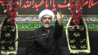 01 Night of 13th Muharram 1436 by Agha Nadir Sadiqi