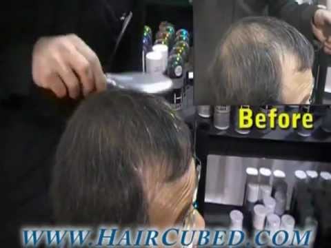 HairCubed ® (Scalp protection) Fiber Spray Specially Formulated to be Water Proof