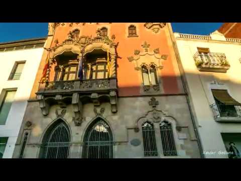 Granollers, Vila Oberta. Una visió en time lapse