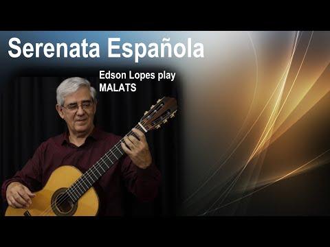 Laurendo Almeida - Serenata Espanola