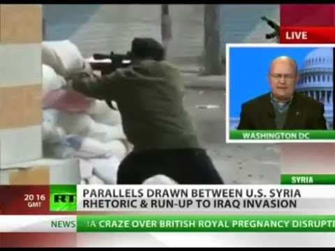 Syrian War: Lead Up To WW3? 'Ground being prepared for Syria intervention' - ex-US Chief of Staff
