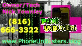 Phone UnBusters iPhone Screen Repair Dispatch Under $100