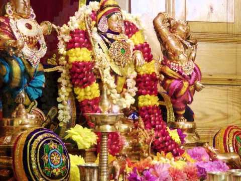 Sanskrit Saptaratna Krithi (Kshetra Mannargudi) - Sundara Nanda...