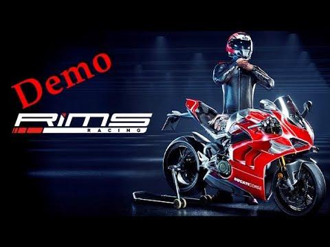 RiMS Racing Demo🏍️ - 3 Lap Race-Zolda (German)