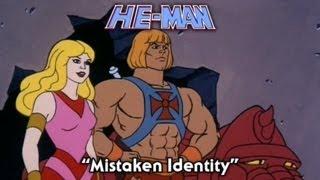 He Man - Mistaken Identity - FULL episode