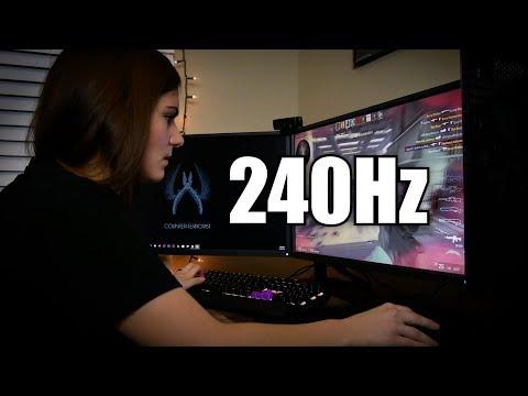 A CS:GO Pro's Perspective: BenQ Zowie XL2546 Review