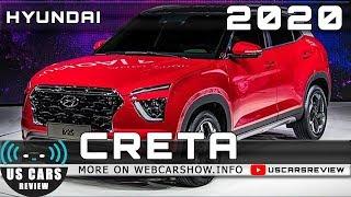 2020 HYUNDAI CRETA Review Release Date Specs Prices