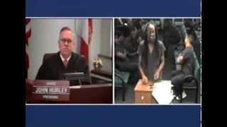 `Sovereign Citizen' Appears Before Judge Hurley